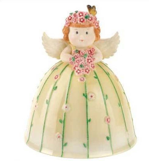 "COLLECTIBLE ANGEL FIGURINE CloudWorks™ 4 3/4"" - SWEET DREAMS"