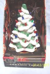 FAO Schwarz Winter Spectacle Christmas Tree with 38 LED Lights Battery