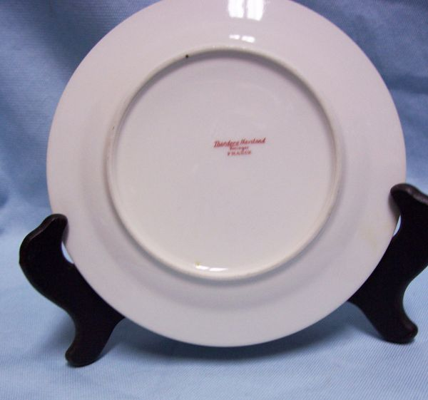 DOLLS HOUSE  = Handcrafted  Plate