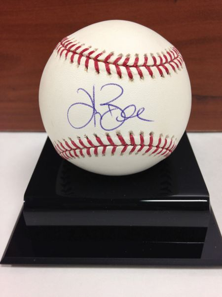 ***HANK BLALOCK*** Signed and Certified by GA (Global Authentics) Official Major League Baseball - Certification # GV511996