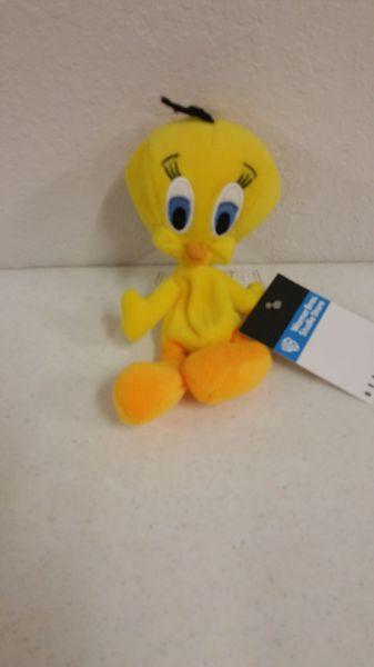 TWEETY BIRD Beanie Plushie - Warner Bros.
