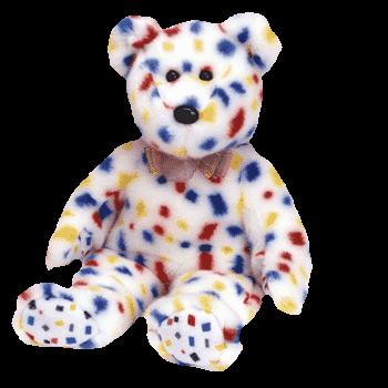 Ty 2K (Y2K) Beanie Baby Bear - Ty