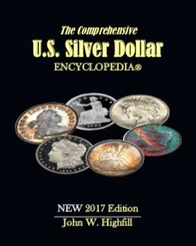 The Comprehensive U.S. SILVER DOLLAR Encyclopedia - 2 Volume Set