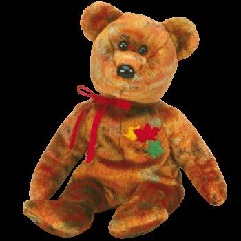 KANATA the BEAR (Canada) Beanie Baby - Ty
