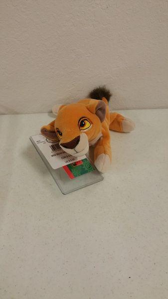KIARA (The Lion King) Mini Bean Bag - Disney