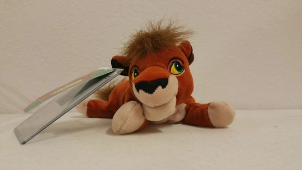 KOVU, SIMBA'S PRIDE (The Lion King) Mini Bean Bag - Disney