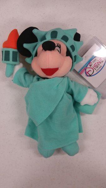 LIBERTY MINNIE MOUSE Mini Bean Bag - Disney