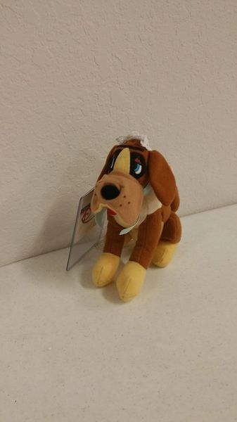 NANA the DOG (Peter Pan) Mini Bean Bag - Disney