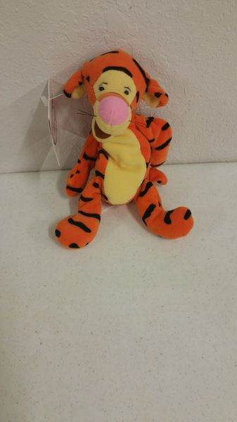 TIGGER (Winnie the Pooh) Mini Bean Bag - Disney