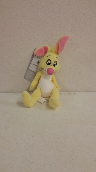 RABBIT (Winnie the Pooh) Mini Bean Bag - Disney
