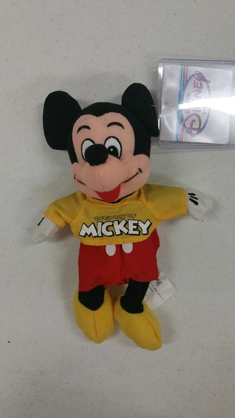 SPIRIT OF MICKEY Mini Bean Bag - Disney