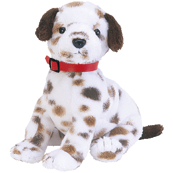 BO the DALMATIAN DOG Beanie Baby - Ty