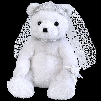 BRIDE BEAR Beanie Baby - Ty