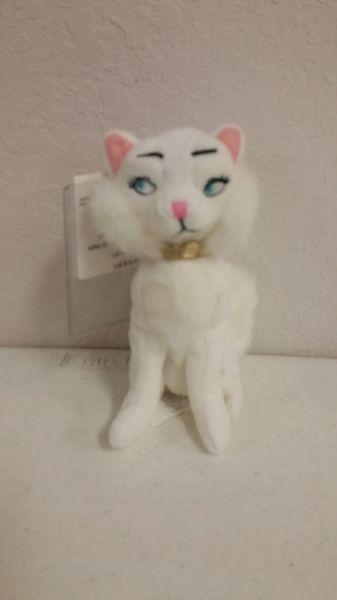 DUCHESS the CAT (The AristoCats) Mini Bean Bag - Disney