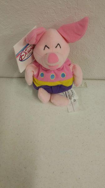 EASTER PIGLET (Winnie the Pooh) Mini Bean Bag - Disney