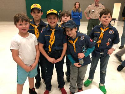 Cub Scout Pack 747 Wolf Scouts