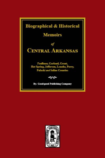 The History of Central Arkansas.