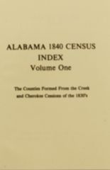 1840 Census of Alabama