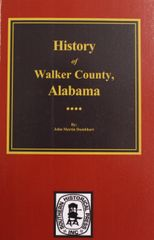 Walker County, Alabama, History of.