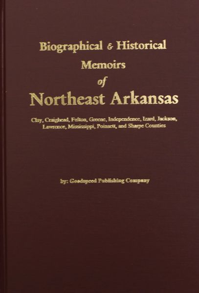 History of Northeast Arkansas.