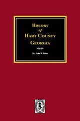 History of Hart County, Georgia