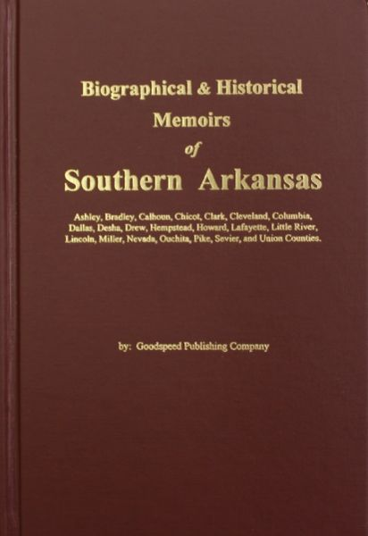 History of South Arkansas.