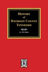 History of Davidson County, Tennessee