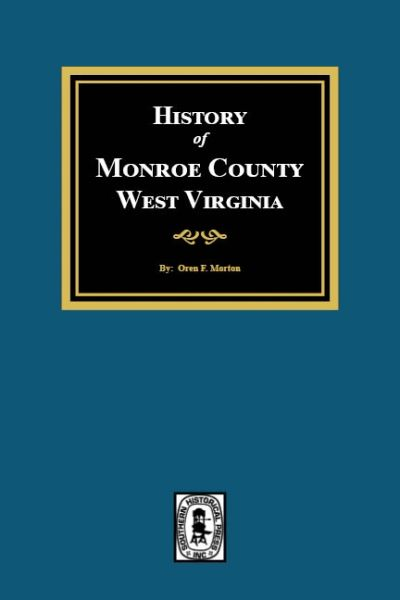 History of Monroe County, West Virginia