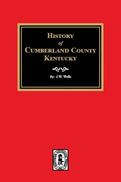 History of Cumberland County, Kentucky