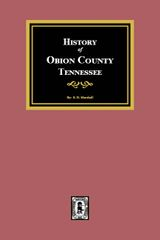 History of OBION County, Tennessee