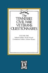 The Tennessee Civil War Veterans Questionnaires (Volumes 1-5)