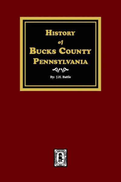 History of Bucks County, Pennsylvania