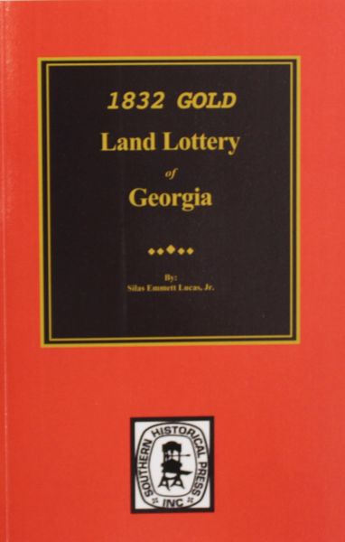 1832 Gold Lottery of Georgia.