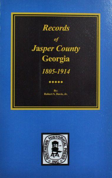 jasper county  georgia 1802
