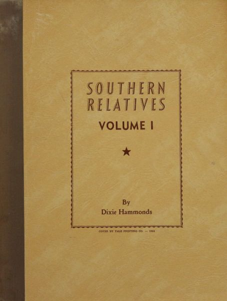 Southern Relatives, Volume #1