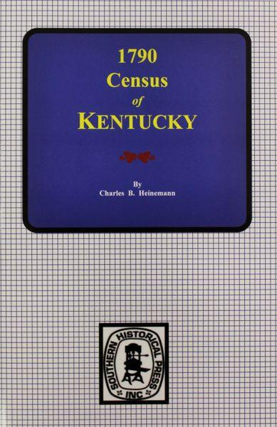 1790 Census of Kentucky
