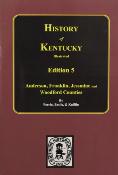 History of Kentucky: The 5th Edition.