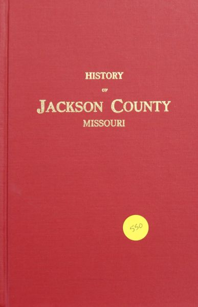 History of Jackson County, Missouri