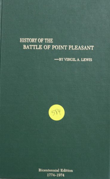 History of the Battle of Point Pleasant