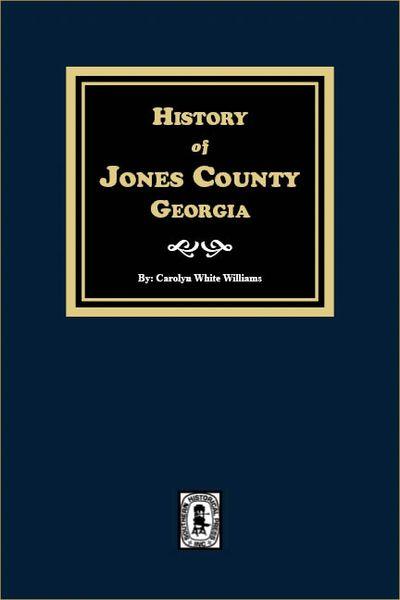 History of Jones County, Georgia