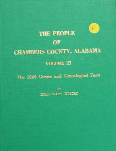 The People of Chambers County, Alabama, Volume #3