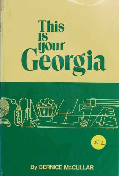 This is your Georgia