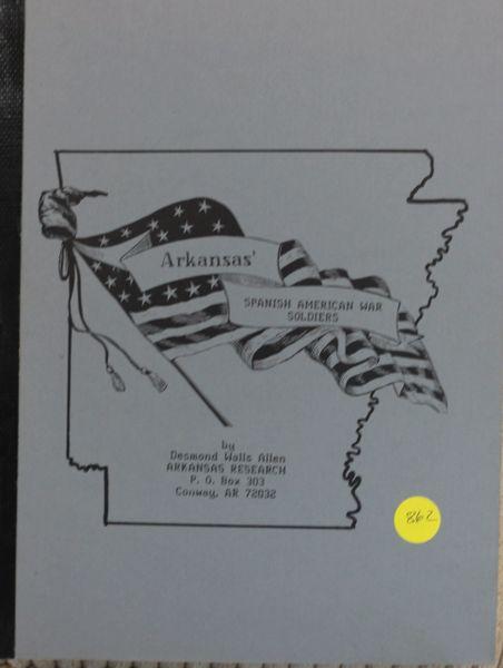 Arkansas' Spanish American War Soldiers