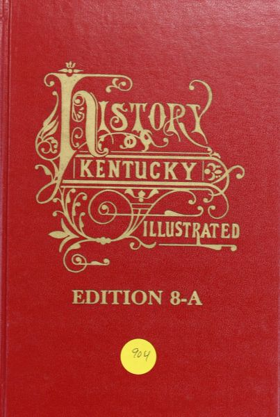 History of Kentucky: Edition 8-A