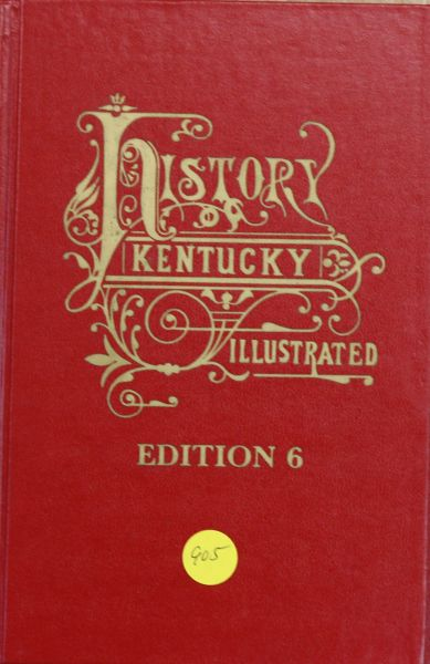 History of Kentucky: Edition 6