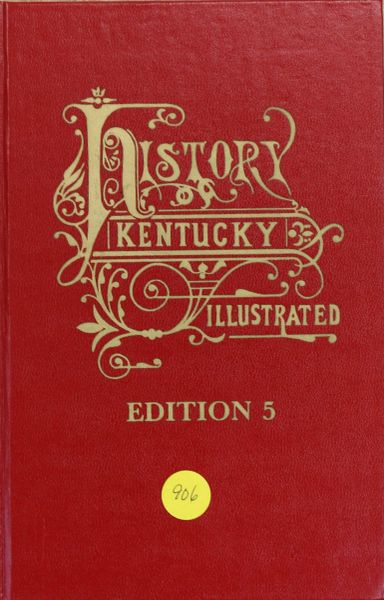History of Kentucky: Edition 5