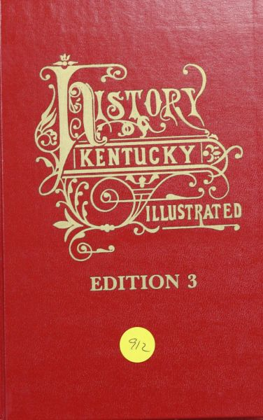 History of Kentucky: Edition 3