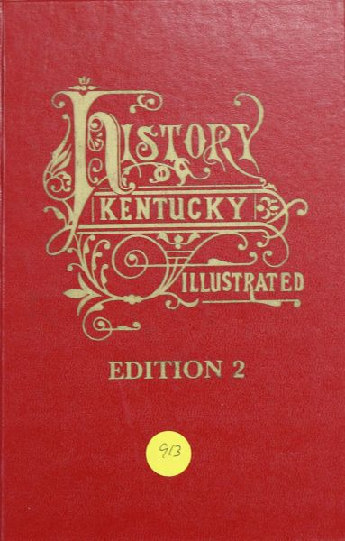History of Kentucky: Edition 2