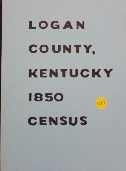 1850 Census of Logan County, Kentucky