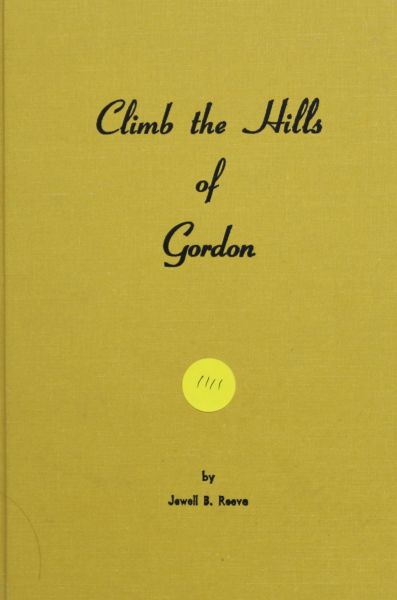 Climb the Hills of Gordon (Georgia)